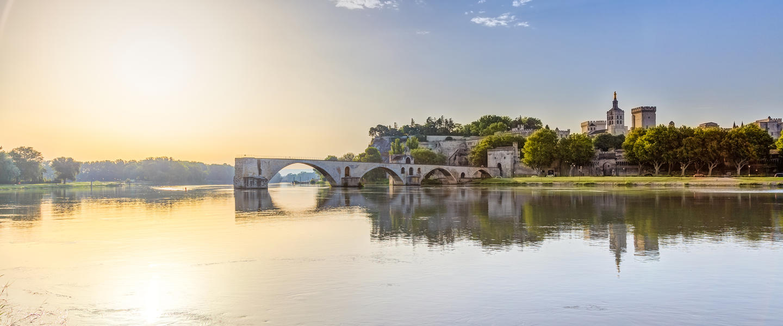 Mit Rad und Schiff an Rhône und Saône