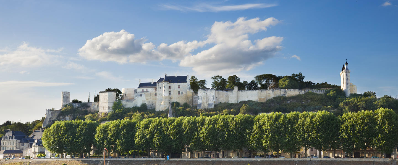 Mit dem Rad zu den Schlössern der Loire