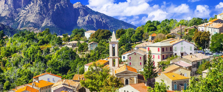 Korsika ─ geruhsam auf der Insel der Schönheit