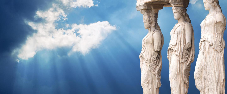 Athen ─ Hauptstadt der antiken Welt