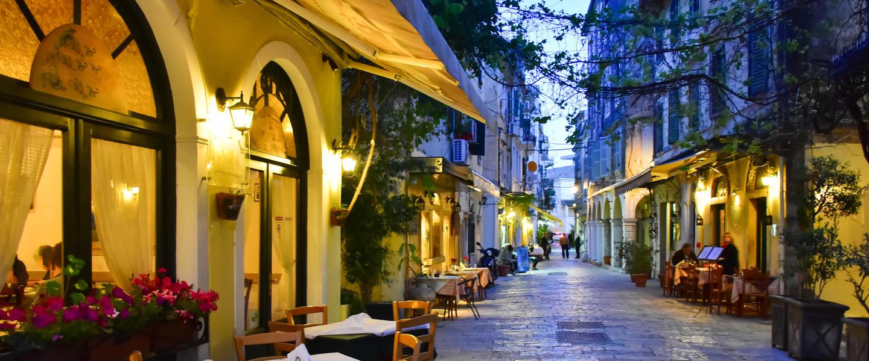 Wandern auf Korfu