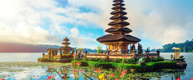Indonesische Vielfalt auf Sumatra, Java und Bali
