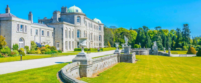 Irland ─ Schlösser und Gärten