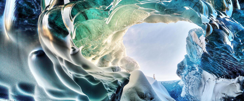 Die Insel aus Feuer und Eis zum Kennenlernen
