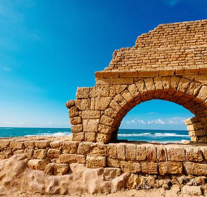 Israel ─ Kultur und Meer
