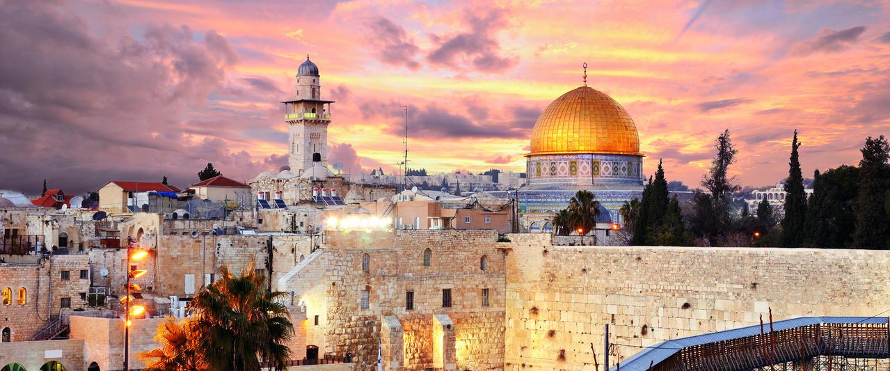 Große Israel Reise