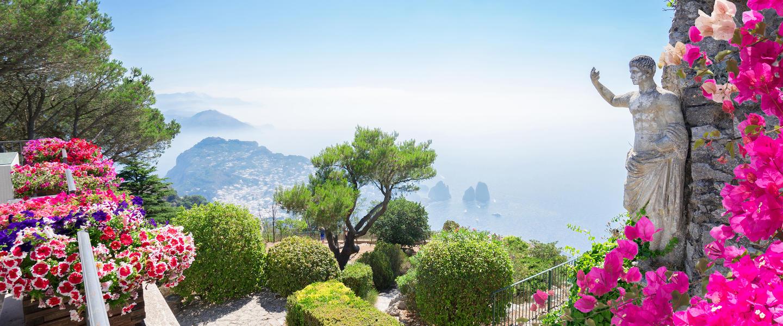 Höhepunkte am Golf von Neapel