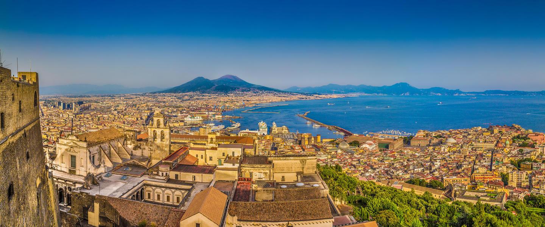 Traumhafte Amalfitana und dolce vita in Kampanien