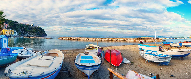 Ischia ─ Höhepunkte der grünen Insel