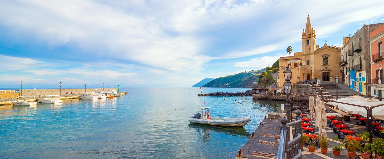 Liparische Inseln ─ unbeschwert durch das Lavaland