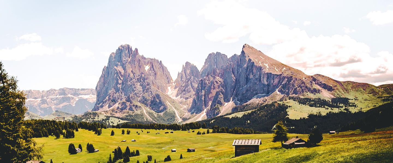 Alpengenuss in Südtirol
