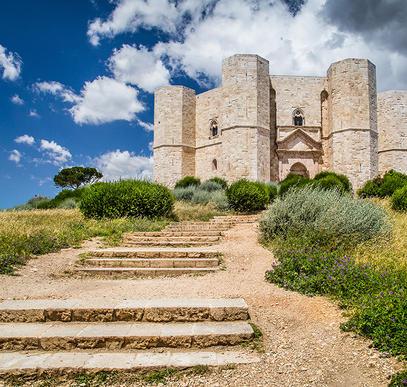 Apulien ─ im Land der Trulli und Staufer