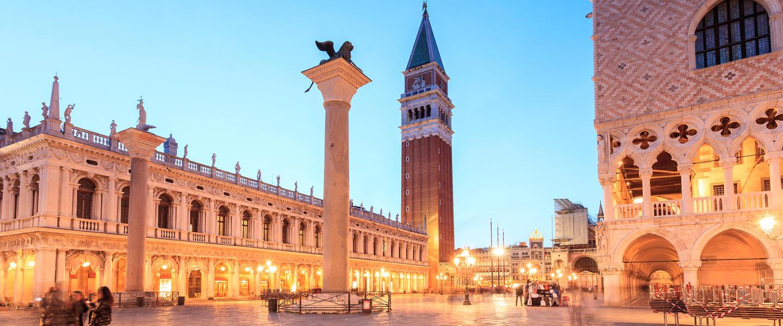 Venedig ─ Höhepunkte der Serenissima