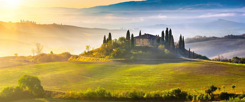 Toskana ─ Impressionen im Land der Zypressen