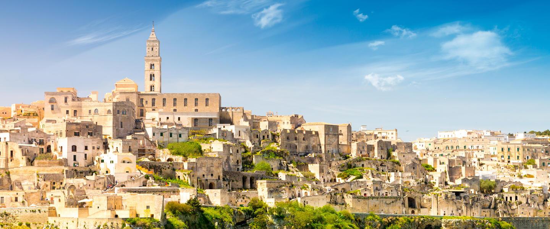 Kulturhauptstadt Matera