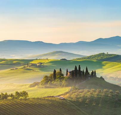 Die Liebe zur Toskana entdecken