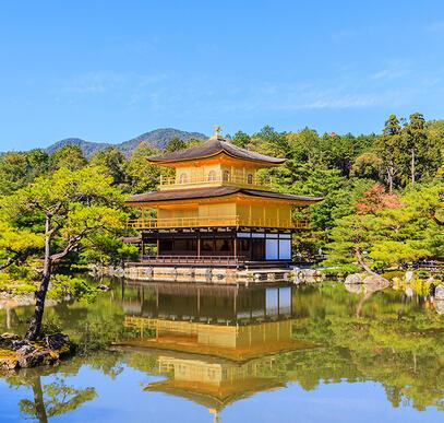 Prachtvolle Tempel ─ himmlische Gärten