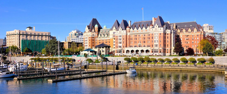 Sommer und Winter in Vancouver