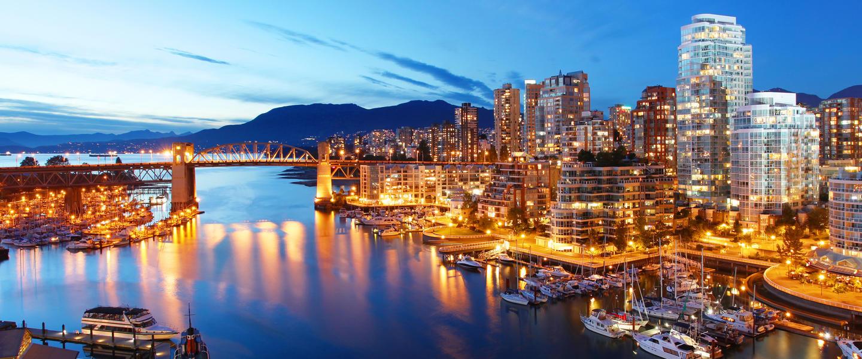 Vancouver und Victoria