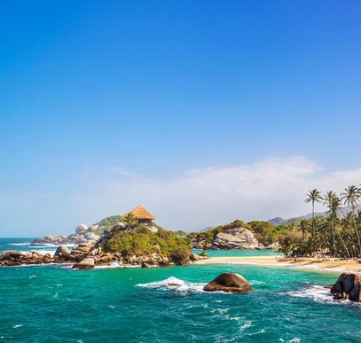 Kolumbien ─ Kaffeeduft und Karibikzauber