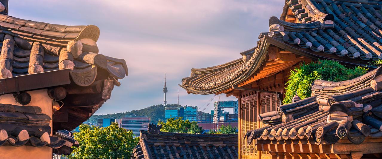 Nordkorea und Südkorea ─ Die ungleichen Brüder
