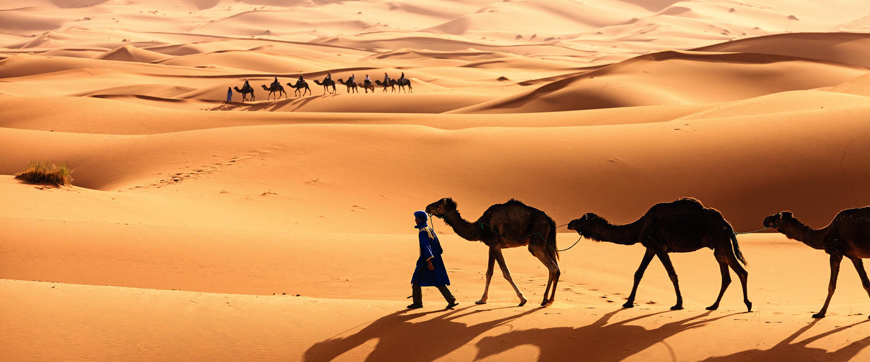 Marokko und Meer