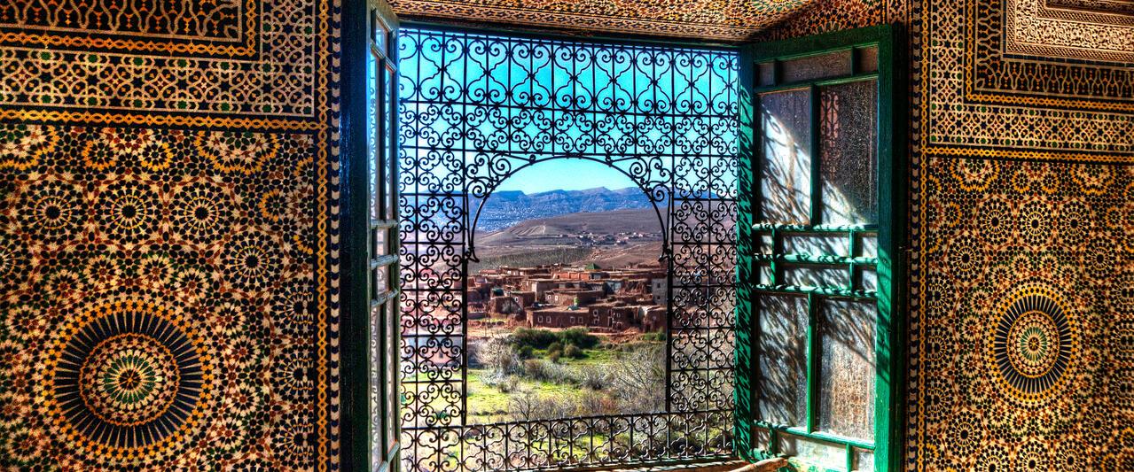 Marokko ─ Kasbahs, Königsstädte und Oasen