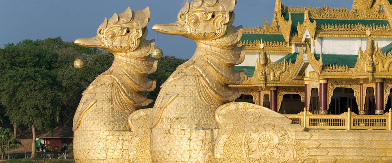 Myanmar ─ Mittendrin und Meer