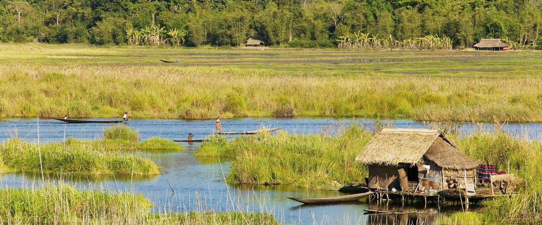 Myanmar-Impressionen im Goldenen Land