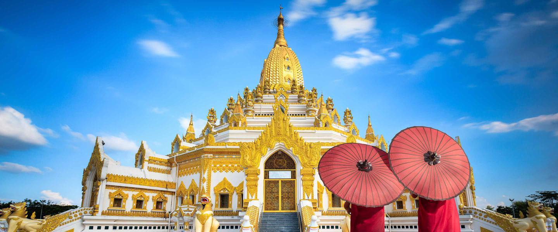 Myanmar auf einen Blick und Meer