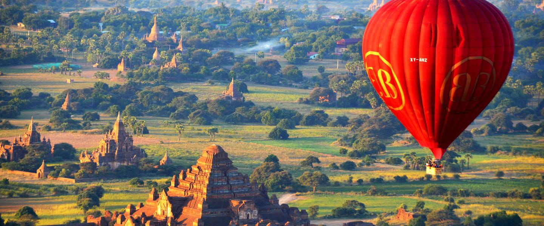 Myanmar hautnah