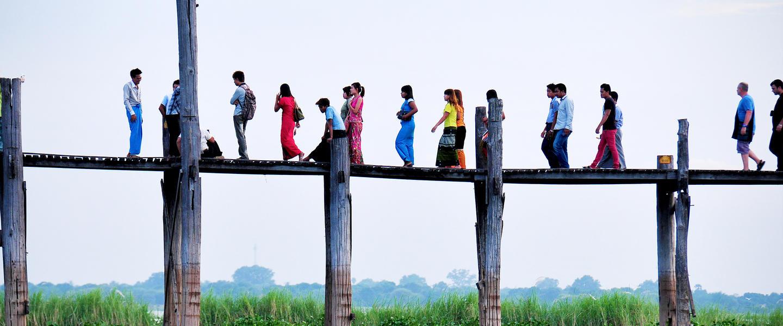 Myanmar ─ auf dem Weg zur eigenen Identität