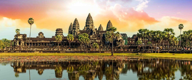 Südostasiens schönste Tempelstädte