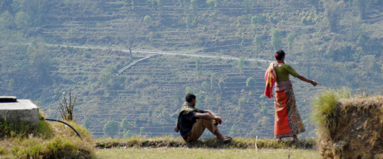 Nepal: Helambu ─ Gosainkund ─ Langtang