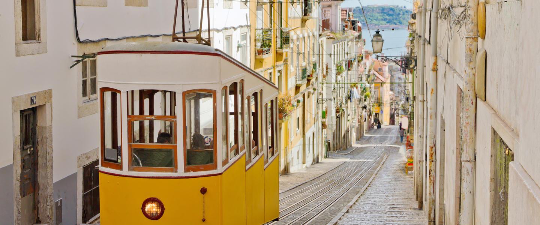 Lissabon ─ Weiße Stadt am Tejo