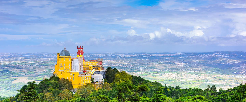 Lissabon und Madeira ─ Weiße Stadt und Blumeninsel