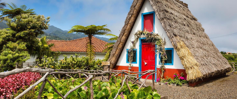Blumeninsel Madeira