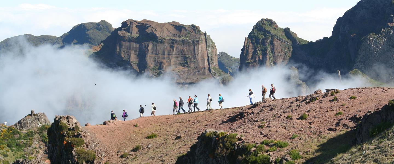 Madeira ─ wandern im Garten Europas