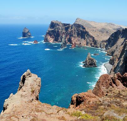 Mit Genuss und Muße im Blumenparadies Madeira