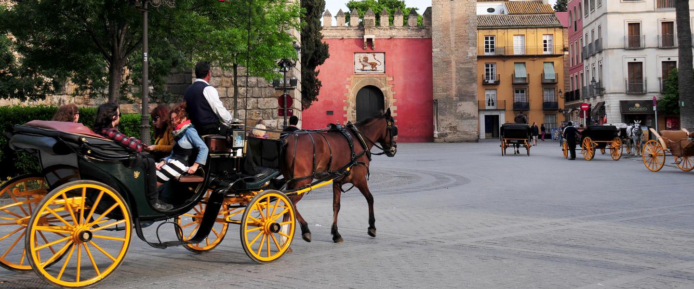 Zu Fuß im Süden Andalusiens