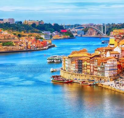 Vom Duero zum Douro ─ Lebensader der Iberischen Halbinsel