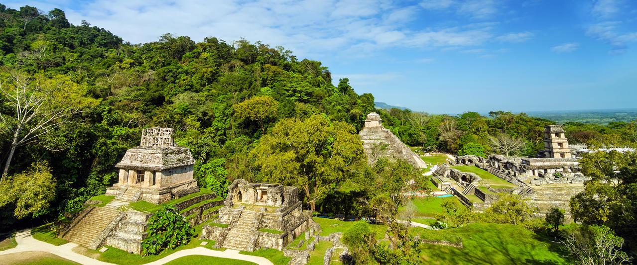 Mexiko ─ Im Reich der Azteken und Maya