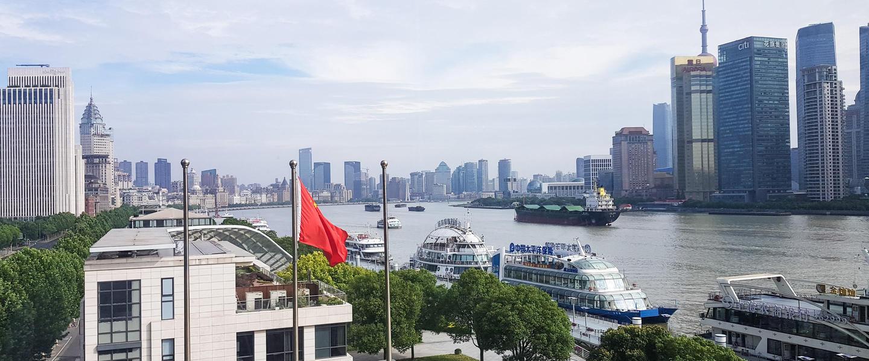 China entlang des Kaiserkanals