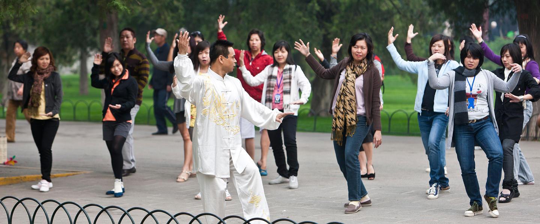 China zum Kennenlernen