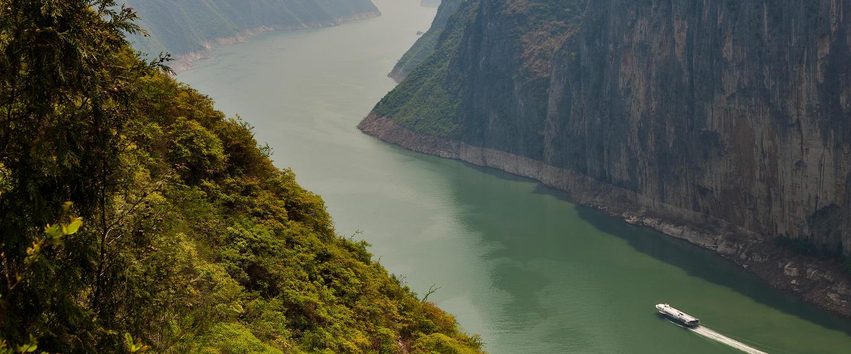 Vom Yangtze zum Mount Everest