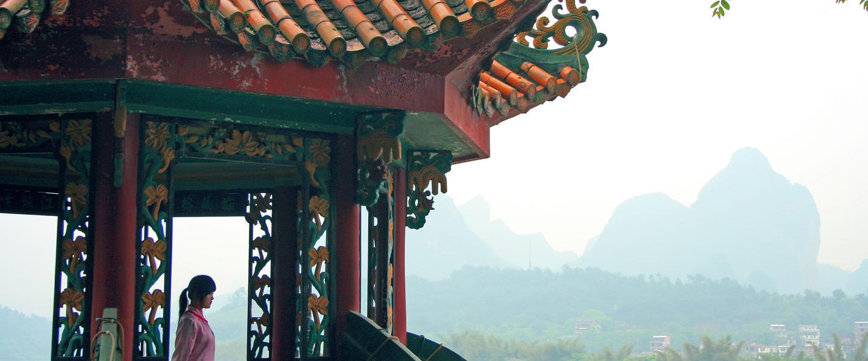 Malerische Reisterrassen und imposante Schluchten