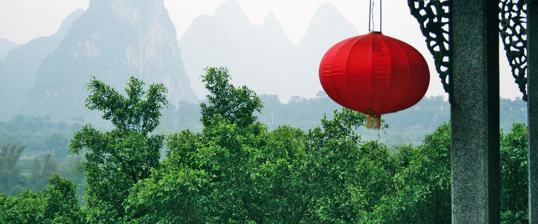 Traumhafte Landschaften Chinas