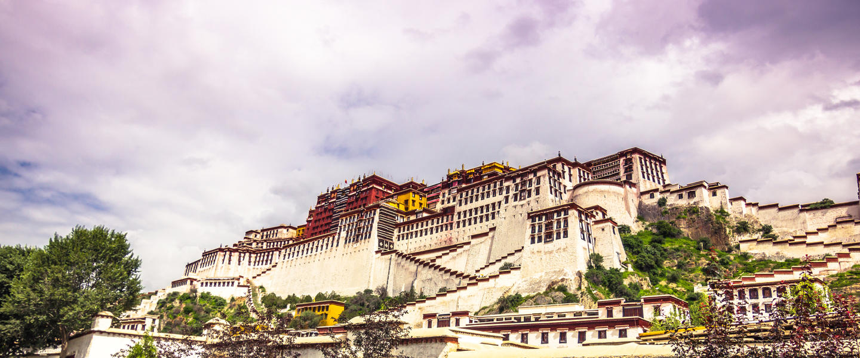 Traditionelles Tibet mit Chengdu