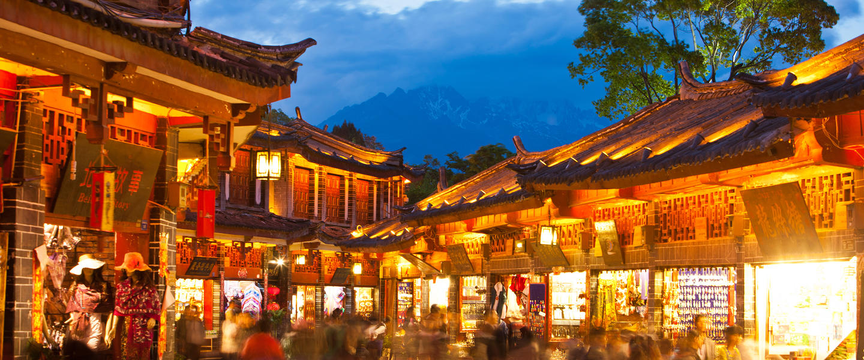 Yunnan umfassend