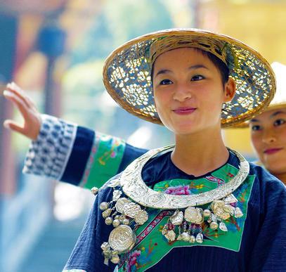 Begegnungen mit Land und Leuten in Südchina
